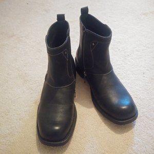 Alfani Revereblk Men Ankle boots 10.5